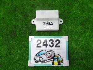 [2432] ホンダ ザッツ JD1 H19年 エンジンコンピューター 37820-PYM-901