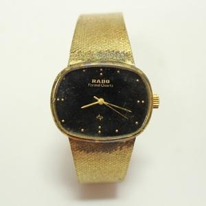 ラドー RADO formal quortz 腕時計 0715R7r
