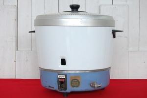 【パロマ/圧力式ガス炊飯器/圧電式/6L】台所キッチン食堂飲食店