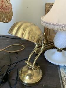 ・☆ 送料無料 アメリカン ヴィンテージ アンティーク レトロ 卓上 テーブルスタンド ナイト ライト 照明 デスク 寝室 テーブルランプ 3