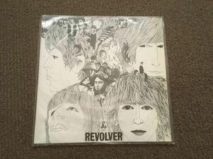 The Beatles revolver ビートルズ リボルバー アナログ レコード