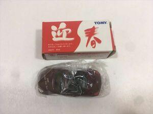 ■新品 未使用 非売品 年賀 トミカ2003 トヨタ NEW ソアラ 赤紫 迎春 ミニカー