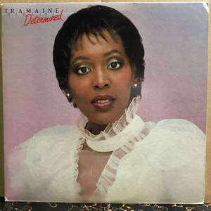 LP★Tramaine Hawkins - Determined /1983 US オリジナル