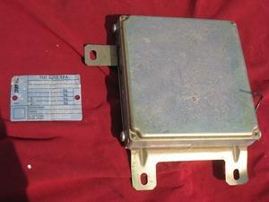 * Fiat Barchetta 1996 year engine computer -*