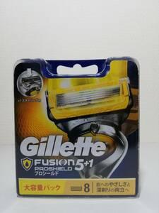 [送料\140]Gillette ジレット フュージョン プロシールド 替刃8コ入り