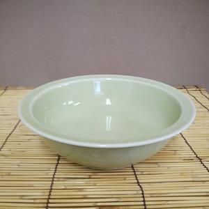 昭和レトロ■緑 大鉢(ボウル)