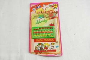 1円~ HK ミニ おべんきょう セット おもちゃ 玩具