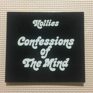 ホリーズ The Hollies Confessions Of The Mind UK盤CD【デジパック仕様】