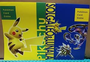 ポケモンカードゲーム メモ帳 ファミマ サークルKサンクス 全2種セット