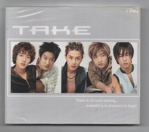 韓国CD ★ TAKE  1集 ★ 未開封品