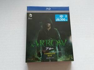 新品 ARROW アロー 〈サード・シーズン〉 コンプリート・ボックス(4枚組) [Blu-ray]