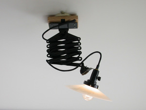 industry series lighting [ Japan + Germany ] sealing si The - lamp (A) /. white glass electro- . Showa era