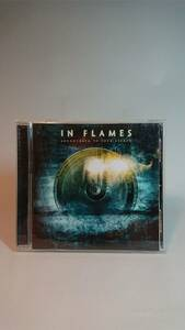 【 CD 】Soundtrack to Your Escape(国内版ボーナストラック収録)  IN FLAMES