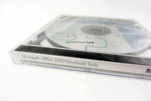 ★新品 Microsoft Office 2000 Developer Tools/管★SV20