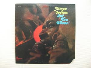 *【LP】James Cotton/Cut You Loose!(VSD・79283)(輸入盤)