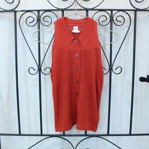 HERMES ela AMERICAN SLEEVE SHIRT MADE IN ITALY/エルメスアメリカンスリーブシャツ