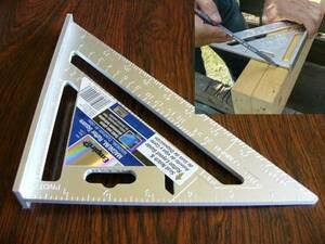 циркулярная пила треугольник линейка DIY обязательно .... брать ..spa. прямой линия cut таблица обратная сторона . выбор . нет, двусторонний такой же один стандарт, сумка для инструметов . многофункциональный линейка блиц-цена! бесплатная доставка!