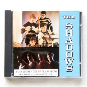 【即決】The Shadows『The Shadows/Out of the Shadows』★1st、2nd 2in1★185円でCD4枚まで発送可能★