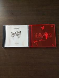CD2枚セット(banks「GODDES」/BROOODS「EVERGREEN」)