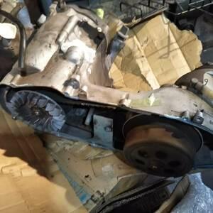 マジェスティ125 5CA エンジン