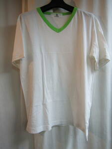 Y's for men yohji yamamoto VネックTシャツ MY-T64-025