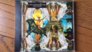 CD アース・ウィンド&ファイアー EARTH,WIND&FIRE MILEENNIUM