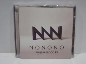 NONONO PUMPIN BLOOD EP スウェーデン エレクトロ ポップバンド