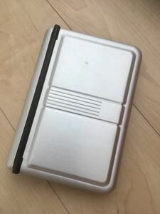 手帳カバー アルミ製 電卓・ボールペン付き
