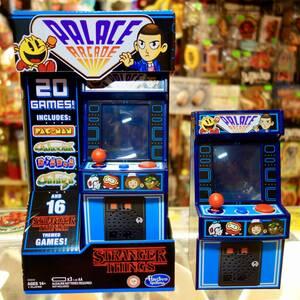 STRANGER THINGS ストレンジャーシングス アーケードゲーム レトロゲーム ディグダグ パックマン ギャラクシアン ギャラガ