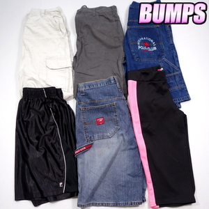 ビラボン ディッキーズ ショートパンツ/ハーフパンツ 短パン 半ズボン メンズ 卸売り 仕入れ セット販売 まとめ売り 古着 MWS-0039