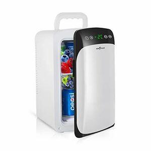 新品★送料無料★Rockpals 冷温庫 10L-2℃~60℃ 保冷庫 ミニ冷蔵庫 保冷ボックス 小型冷蔵庫 保温・保冷両用 車載 軽量 10L ホワイト