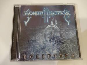 ●●国内盤、日本語解説あり、ソナタ・アークティカ「エクリプティカ」Sonata Arctica、Ecliptica、1999、フィンランド、北欧メタル