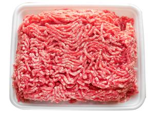 ★【牛豚-M】合挽き肉 \950/kg 1kg×2 オーストラリア産牛肉×アメリカ産豚肉 そぼろ 肉団子 ハンバーグ