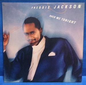 LP 洋楽 Freddie Jackson / Rock Me Tonight 米盤
