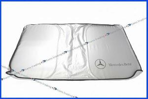 ベンツ Eクラス W212 S212 サンシェード フロントウィンドウスクリーン/純正品 正規品 専用設計 フロントスクリーン
