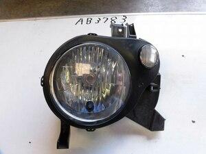 マツダ スピアーノ HF21S 左ヘッドライト (AB3783)