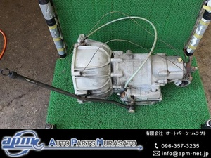 * Alpha Romeo Spider 92 year 115 Transmission 3 speed AT ( stock No:A27733) *