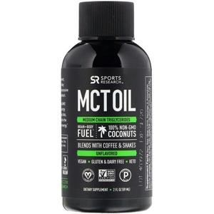 再値下 送220~/匿配可 SR MCT オイル フレーバー無 59ml 期限22/9 中鎖脂肪酸 油 お試し サンプル ダイエット 美容 スポーツリサーチ