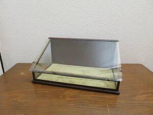 ビンテージ 10's ブリキショーケース アンティーク 店舗什器 ディスプレイ ジュエリーケース ジュエリーボックス