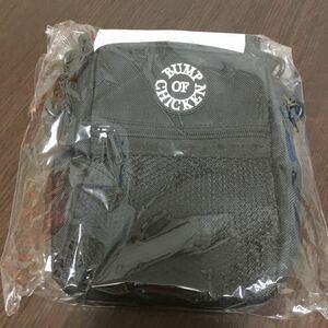 ショルダーバッグ 黒 BUMP OF CHICKEN TOUR 2019 aurora ark GOODS Logo Shoulder Bag BLACK オーロラアーク 通販限定 サマー バック