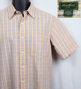《郵送無料》■Ijinko★エディーバウアー Eddie Bauer★ XS サイズ半袖シャツ