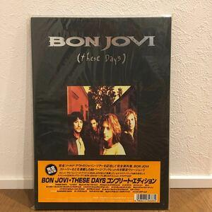 送料無料●BON JOVI /These Days/コンプリート・エディション/CD●