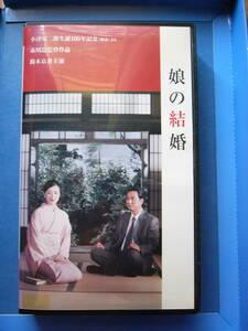「娘の結婚」 鈴木京香主演、「つる」 吉永小百合主演 の作品2本