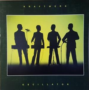 Kraftwerk - Oscillator 限定スプラッシュ・グリーン・カラー・アナログ・レコード
