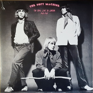 The Soft Machine - Top Gear Live In London 1967-1969 限定アナログ・レコード
