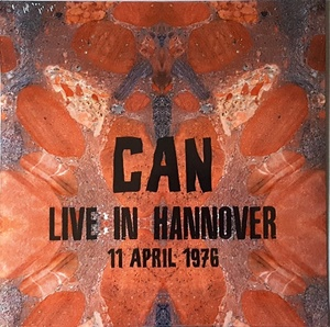 Can カン - LIVE IN HANNOVER, 11 APRIL 1976 限定アナログ・レコード