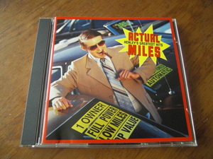 DON HENLEY/ACTUAL MILES~HENLEY'S GREATEST HITS ベスト盤