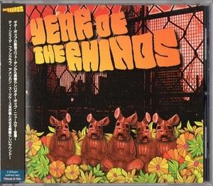 The Rhinos / Year Of The Rhinos (日本流通盤CD) ザ・ライノス