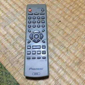 【家電】 リモコン 赤外線 発光確認済み DVD プレイヤー VXX2802 Pioneer パイオニア 赤外線 発光確認済み