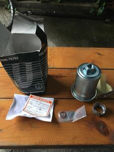 fuel filter Toyota EP71 Starlet Carina Celica Galant new goods for searching TA63 for